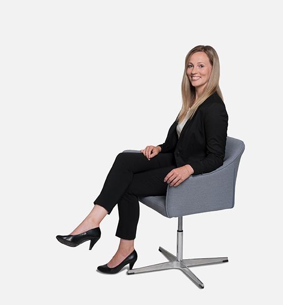Ansprechpartnerin für Bewerberinnen und Bewerber: Marie Steidl